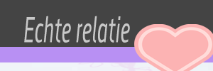 Echte-Relatie