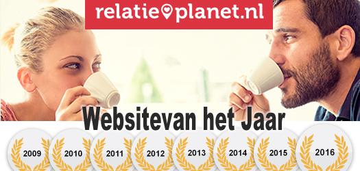 relatieplanet website van het jaar